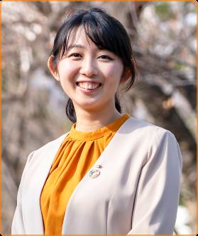 2015年 入社/人財開発部 主任 石津 光希