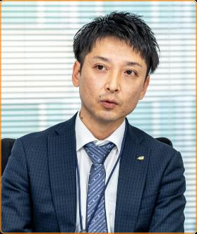 2012年 入社/訪問看護事業部 副部長 中川 悠