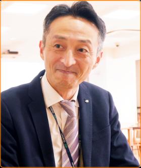 2015年 入社/ココファン鶴橋 事業所長代行 玉川 智成